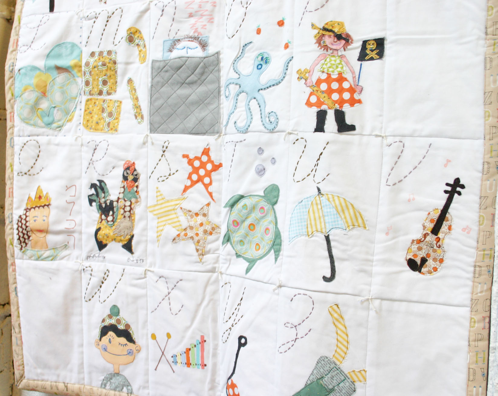 Community Baby Quilt