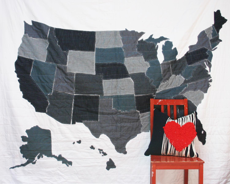 USA map |