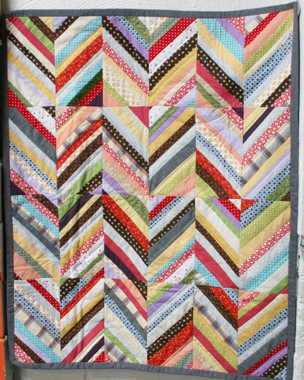 Finally Our Own Baby Quilt