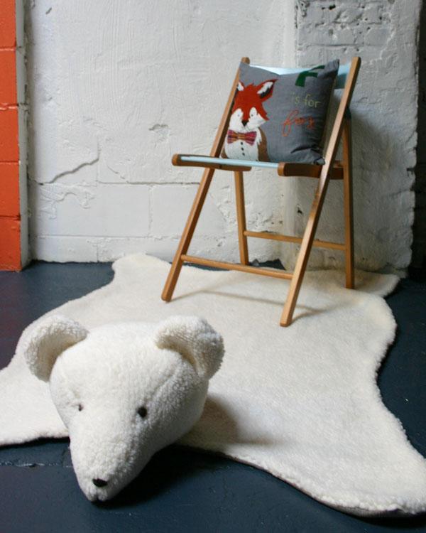 Teddy Bearskin Rug!
