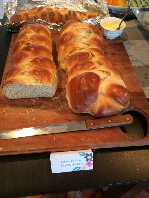 Bread.  Need I say more?